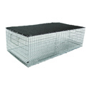 shop Shaded Quail Carrier 24 in. x 12 in. QC2412/KD/S by SW Cage