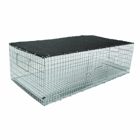 Shaded Quail Carrier 24 in. x 12 in. QC2412/KD/S by SW Cage