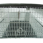 shop Shaded Quail Carrier Catch Tray Access and Handle