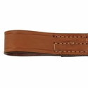 buy discount  Slip-On Belt Snap Leather Stitch Detail