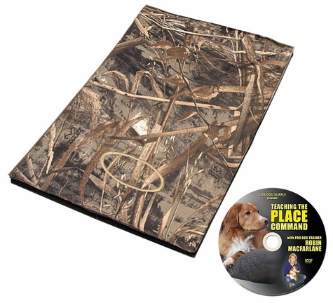 Small MAX 5 Camo KBG Crate Cushion 24 in. x 16 in.