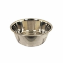 buy discount  Small Stainless Steel Dog Bowl #8334 -- approx 56 oz.
