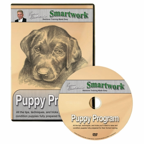 Smartwork Puppy Program DVD by Evan Graham