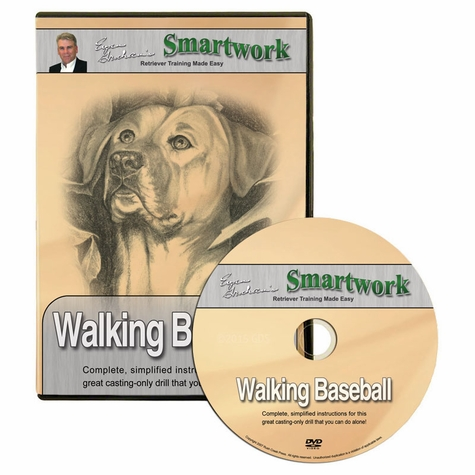 Smartwork Walking Baseball Made Simple DVD with Evan Graham