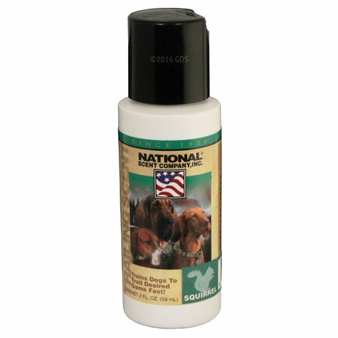 Squirrel Scent for Dog Training - 2 oz.