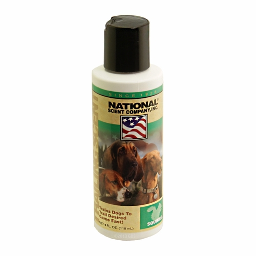 Squirrel Scent for Dog Training - 4 oz.