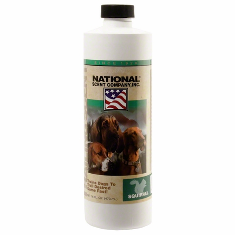 Squirrel Scent for Dog Training - 16 oz.