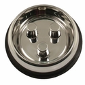 buy discount  LARGE Stainless Steel Brake-Fast Bowl