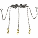 buy discount  Stainless Steel Chain Gang 3-dog -- Chain Only
