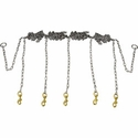 buy discount  Stainless Steel Chain Gang 5-dog -- Chain Only