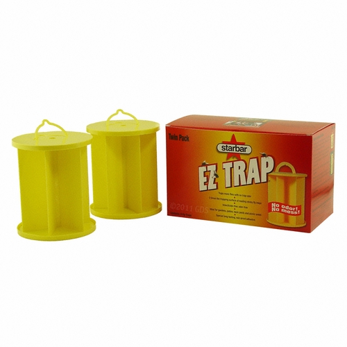 Starbar EZ Trap Fly Traps -- 2 Pack