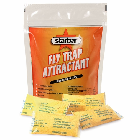 Starbar Fly Trap Attractant Refill