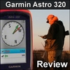 Steve's Garmin Astro 320 REVIEW by Steve Snell