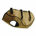 buy discount  CLEARANCE -- Sylmar Body Guard Dog Vest with Neoprene Lining - Tan / Camo