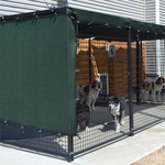 shop Sylmar Solar / Sun Shades for Kennels and More