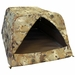 Tanglefree Flight Series Dog Blind Zip Entry Open