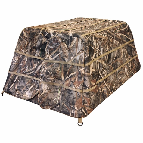 Tanglefree Little Buddy Dog Blind -- Realtree Max 5 Camo