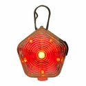 buy discount  The Beacon Tri-Colored Light Red