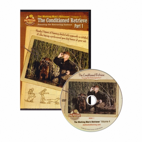 The Conditioned Retrieve Part 1 with Dan Hosford DVD