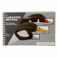 shop The LeMaster Method -- Waterfowl Identification by Richard LeMaster