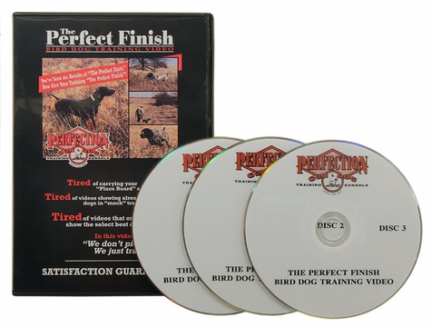 The Perfect Finish - Bird Dog Training DVD