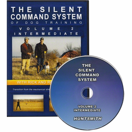 The Silent Command System vol. 2: Intermediate DVD with Rick and Ronnie Smith