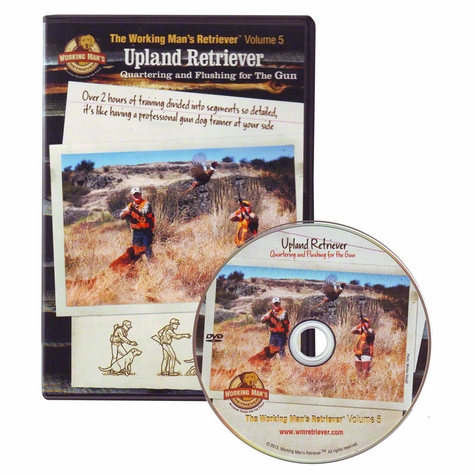The Working Man's Retriever Upland DVD