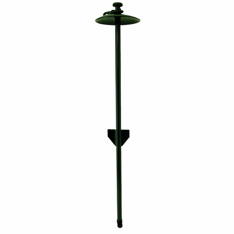 Heavy Duty Domed Tie-Out Stake with Swivels