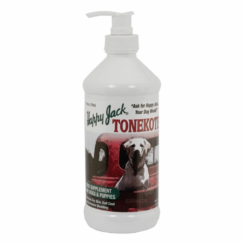 Tonekote Liquid Supplement from Happy Jack