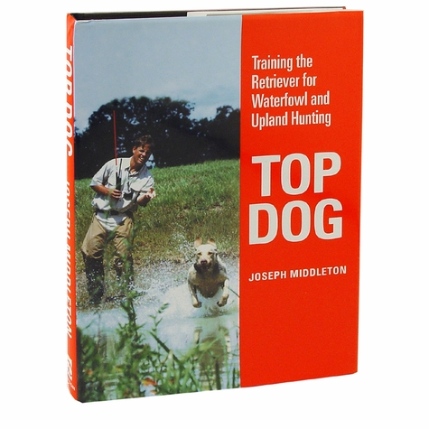 Top Dog First Edition by Joseph Middleton