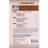 buy  Total Retriever Marking Book Back Cover