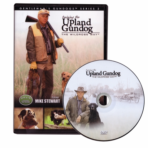 Training the Upland Gundog - The Wildrose Way DVD Series 2<br> with Mike Stewart