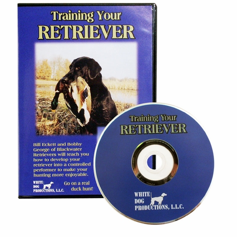 Training Your Retriever Bill Eckett and Bobby George DVD