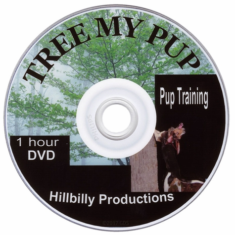 Tree My Pup -- Puppy Training with Wesley Sanford