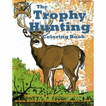 shop Trophy Hunting Coloring Book