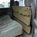 Truck Seat Organizer Side View Installed