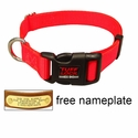 Medium Tuff Lock Quick Release Adjustable Collar -- 3/4 in. Wide