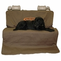 buy discount  Two Barrel Double Seat Cover In Use