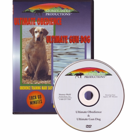 Ultimate Obedience -- Ultimate Gun Dog with John Kabbes DVD