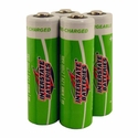buy discount  Interstate Battery Rechargeable NiMH AA Battery 4-Pack