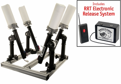 Versa Launch 4 Shot Launcher Kit with RRT Electronics