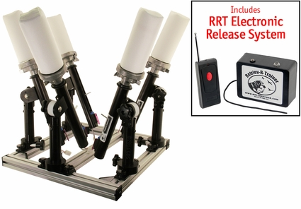 Versa Launch 5 Shot Launcher Kit with RRT Electronics