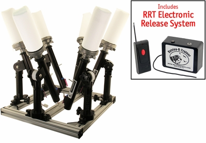 Versa Launch 6 Shot Launcher Kit with RRT Electronics