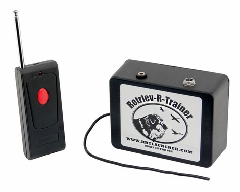 Versa-Launch Remote Electronic Release System by Retriev-R-Trainer