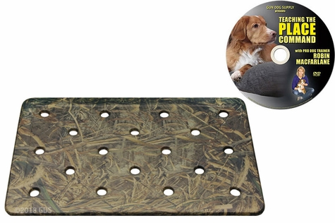 SMALL 28 in. x 18 in. WetMutt  MAX 5 Sporting Dog Series Kennel Mat