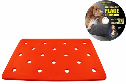 SMALL 28 in. x 18 in. WetMutt Sporting Dog Series Kennel Mat