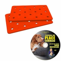 buy  SMALL 28 in. x 18 in. WetMutt Sporting Dog Series Kennel Mat