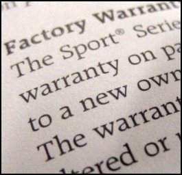 What kind of warranty do they have?