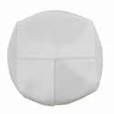 buy discount  White 10 in. Canvas Launcher Dummy w/ Streamers Top View