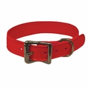 buy discount  Wig Wag Small Dog Collar Brick Red